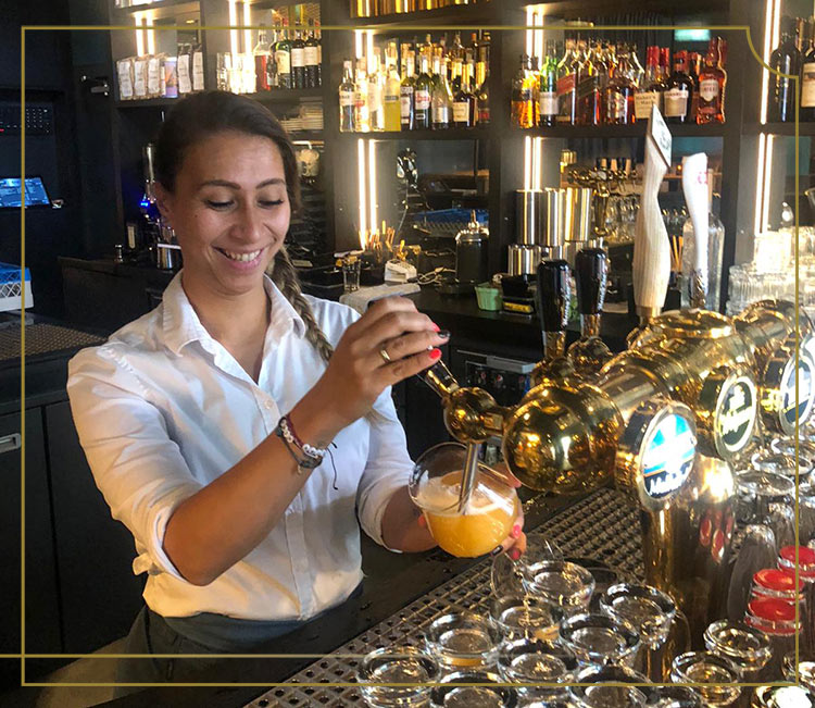 mathilde jobs bar tender